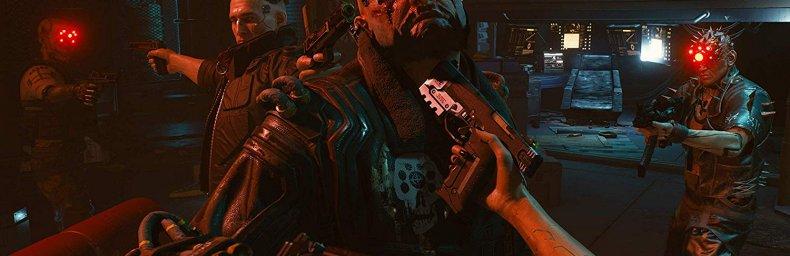 """<h2 class='titel'>Cyberpunk 2077</h2><div><span class='citat'>""""Stort mål, det spil. Der var også nogen (hvide mennesker på den ekstreme venstrefløj, selvfølgelig) der havde ondt i røven omkring E3 fordi """"Voodoo Boys"""" var blevet lavet til sorte stereotyper og der er jo nog...""""</span><span class='forfatter'>- Darkbeat</span></div>"""