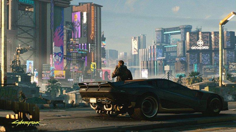 Cyberpunk 2077 (PC)  © Bandai Namco 2020   5/5