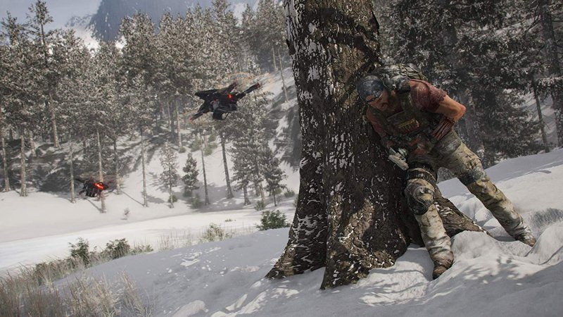 Ghost Recon: Breakpoint (XBO)  © Ubisoft 2019   4/4