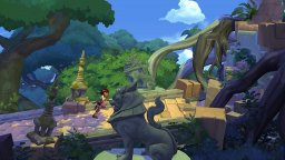 Indivisible (PS4)  © 505 Games 2019   2/7