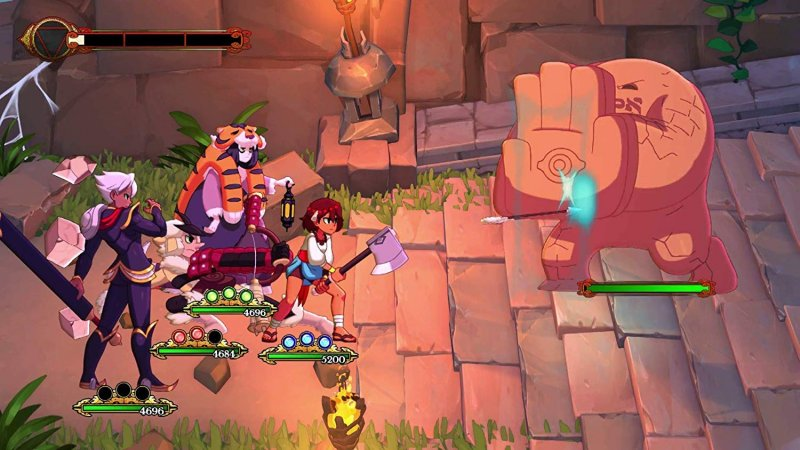 Indivisible (PS4)  © 505 Games 2019   7/7