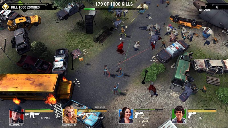 Zombieland: Double Tap: Road Trip (PS4)  © GameMill 2019   4/5