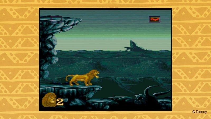 Disney Classic Games: Aladdin / The Lion King (XBO)  © Disney Interactive 2019   4/6