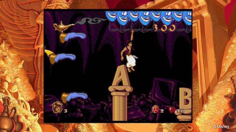 Disney Classic Games: Aladdin / The Lion King (XBO)  © Disney Interactive 2019   6/6