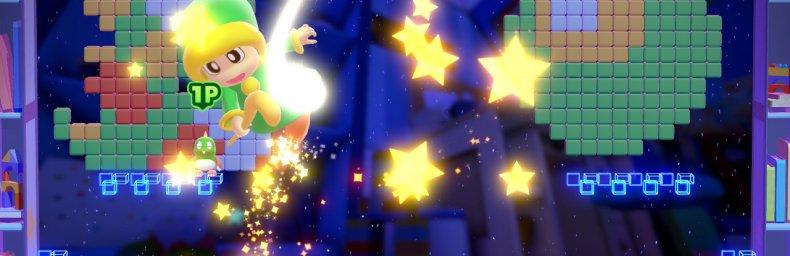 """<h2 class='titel'>Bubble Bobble 4 Friends</h2><h2 class='score'>4.0/5</h2><div><span class='citat'>""""Hvis du bare syntes en smule om det originale Bubble Bobble, så vil du elske Bubble Bobble 4 Friends. Det har alt man kan ønske sig at et Bubble Bobble spil.""""</span><span class='forfatter'>- David Gohs, Gamers Lounge</span></div>"""