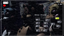 Five Nights At Freddy's 2 (NS)  © Clickteam 2019   2/3