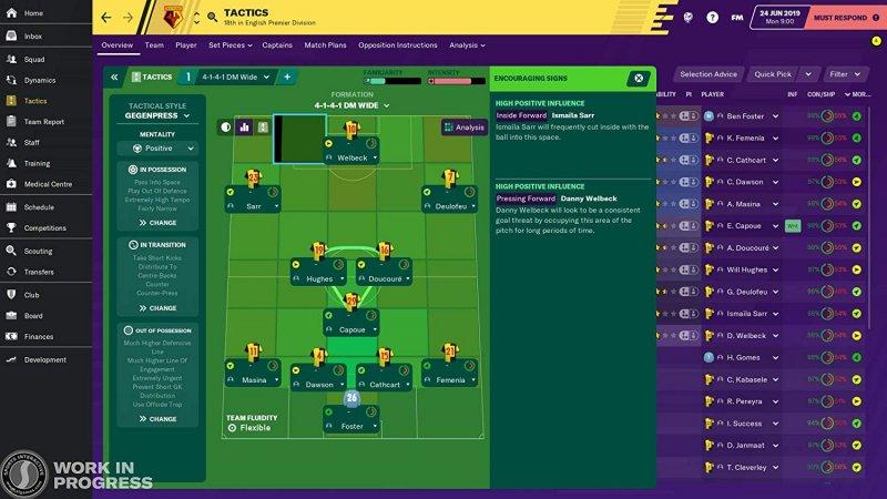Football Manager 2020 (PC)  © Sega 2019   4/4