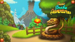 Classic Snake Adventures (PS4)   © CrazySoft 2019    1/3