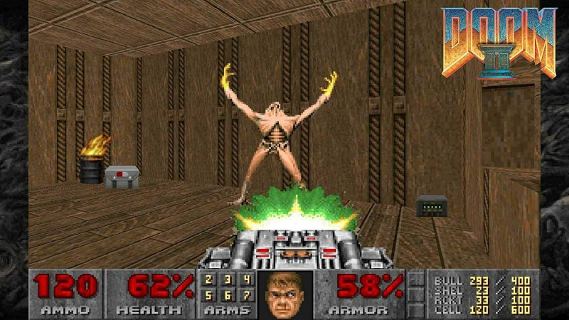 Doom: Slayers Collection (XBO)  © Bethesda 2019   4/4