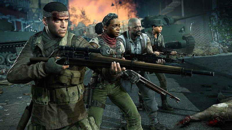 Zombie Army 4: Dead War (PS4)  © U&I 2020   4/4
