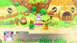 Pokemon Mystery Dungeon: Rescue Team DX (NS)  © Nintendo 2020   1/4