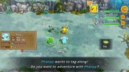 Pokemon Mystery Dungeon: Rescue Team DX (NS)  © Nintendo 2020   3/4