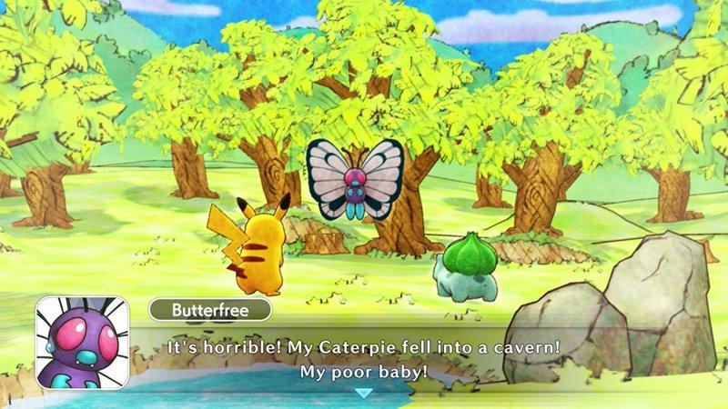 Pokemon Mystery Dungeon: Rescue Team DX (NS)  © Nintendo 2020   4/4