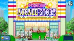 Pocket Arcade Story (NS)  © Kairosoft 2020   1/3
