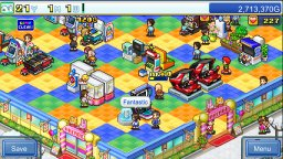 Pocket Arcade Story (NS)  © Kairosoft 2020   2/3