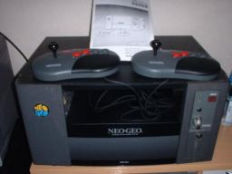 Neo Geo MVS Hotel Version (+ Xbox 360)
