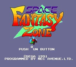Space Fantasy Zone