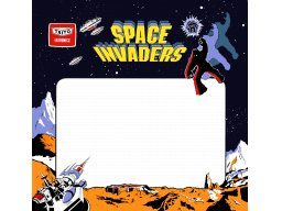Space Invaders (ARC)  © Taito 1978   3/4