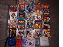 Min Game Boy Samling 1/10