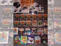 Min Nintendo Game cube samling 5/10