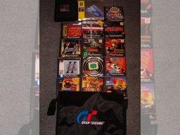 Min Playstation 1 samling 6/10