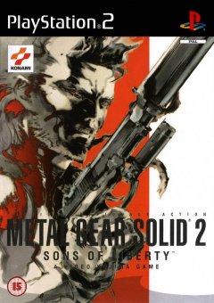 Metal Gear Solid 2: Sons Of Liberty (EU)