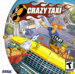 Crazy Taxi (US)