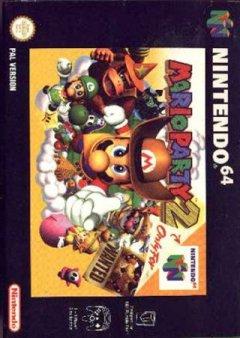 Mario Party 2 (EU)