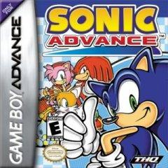 Sonic Advance (EU)