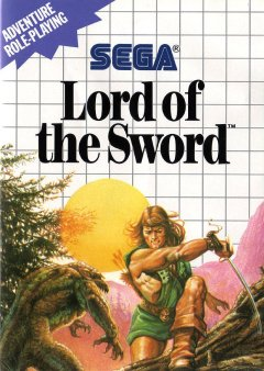 Lord Of The Sword (EU)