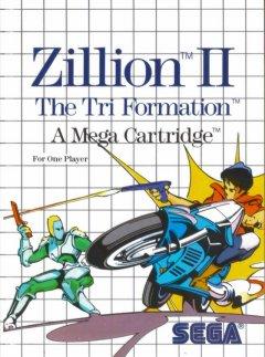 Zillion II: The Tri Formation (EU)