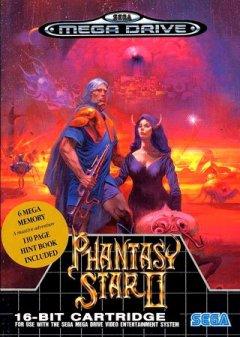 Phantasy Star II (EU)