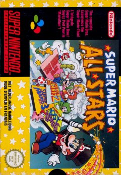 Super Mario All-Stars (EU)