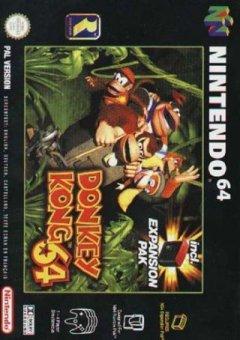 Donkey Kong 64 (EU)