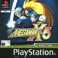 Mega Man X5 (EU)