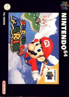 Super Mario 64 (EU)