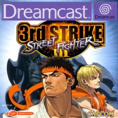 Street Fighter III: 3rd Strike: Fight For The Future (EU)