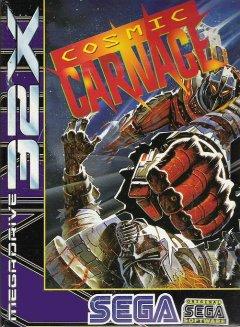 Cosmic Carnage (EU)
