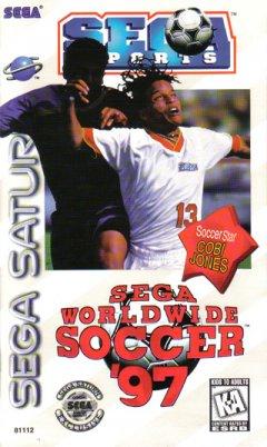 Sega Worldwide Soccer 97 (US)
