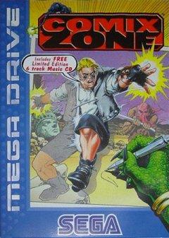 Comix Zone (EU)