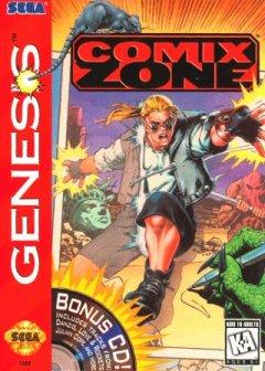 Comix Zone (US)