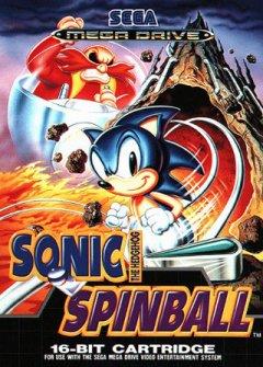 Sonic Spinball (EU)