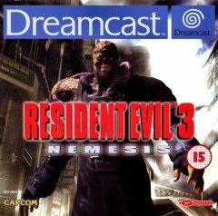 Resident Evil 3: Nemesis (EU)