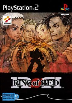 Ring Of Red (EU)