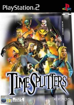 TimeSplitters (EU)