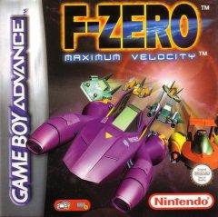 F-Zero: Maximum Velocity (EU)