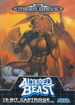 Altered Beast (EU)