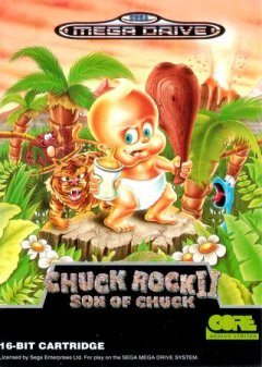 Chuck Rock II: Son Of Chuck (EU)