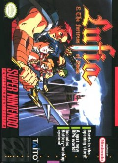 Lufia & The Fortress Of Doom (US)