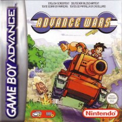 Advance Wars (EU)